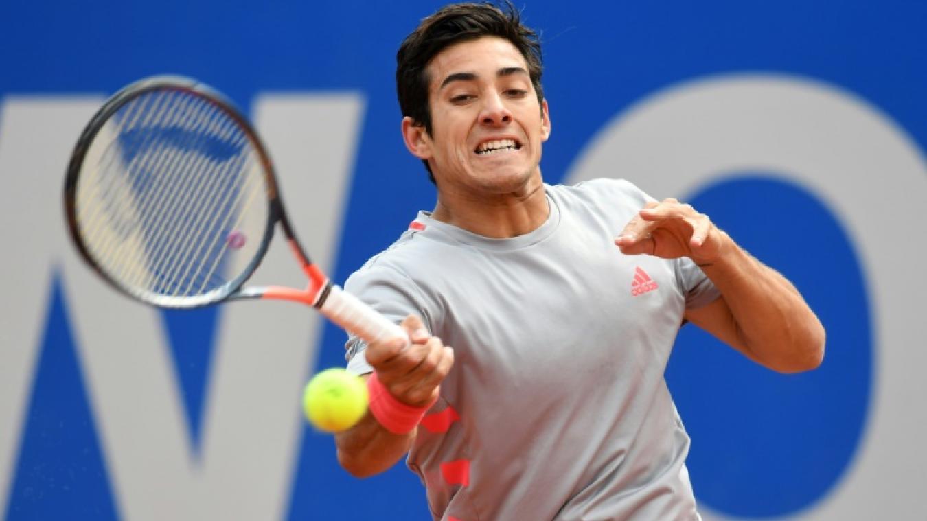 Tennis Garin Remporte Le Tournoi De Munich