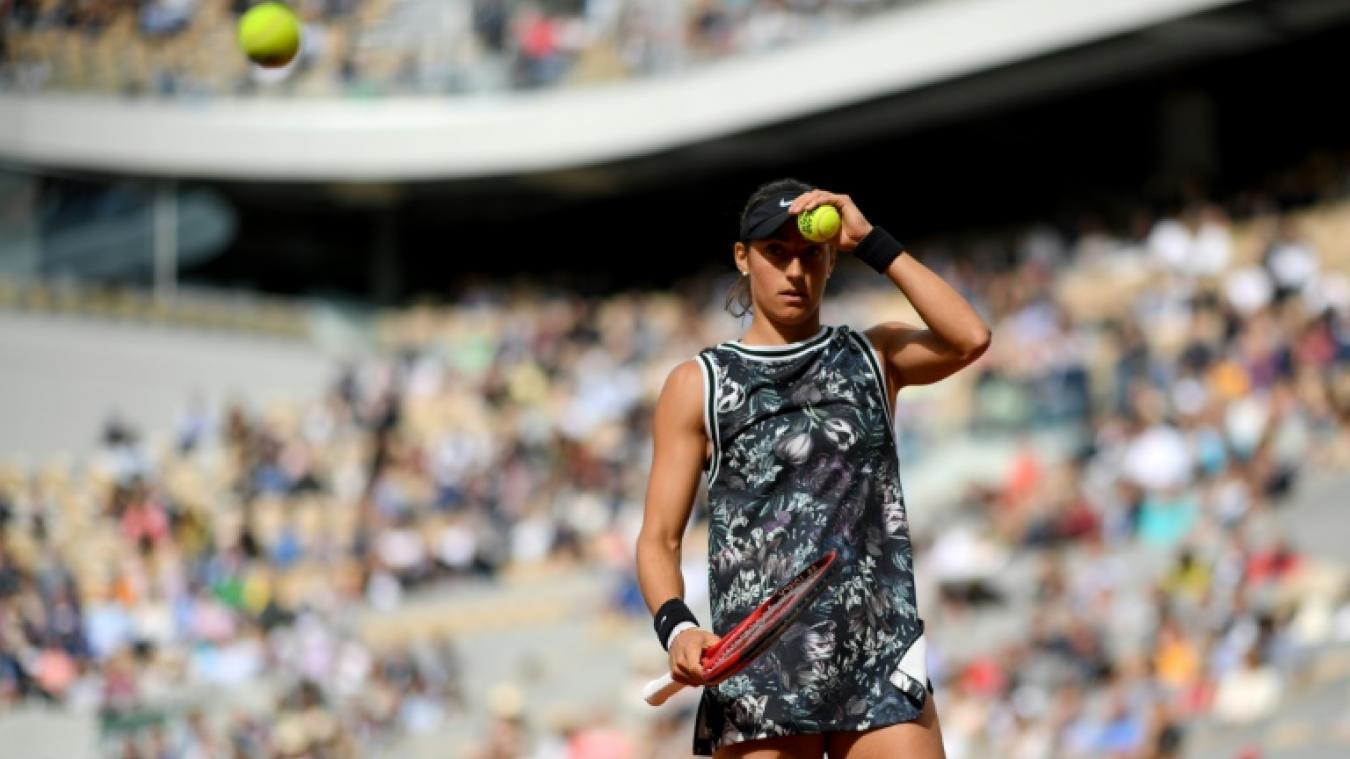 Caroline Garcia remporte le tournoi de Nottingham — WTA