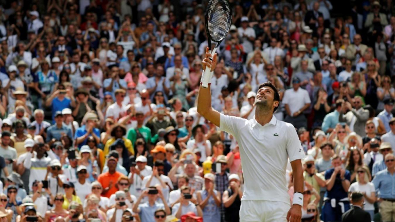 Tsitsipas sorti au premier tour — Wimbledon