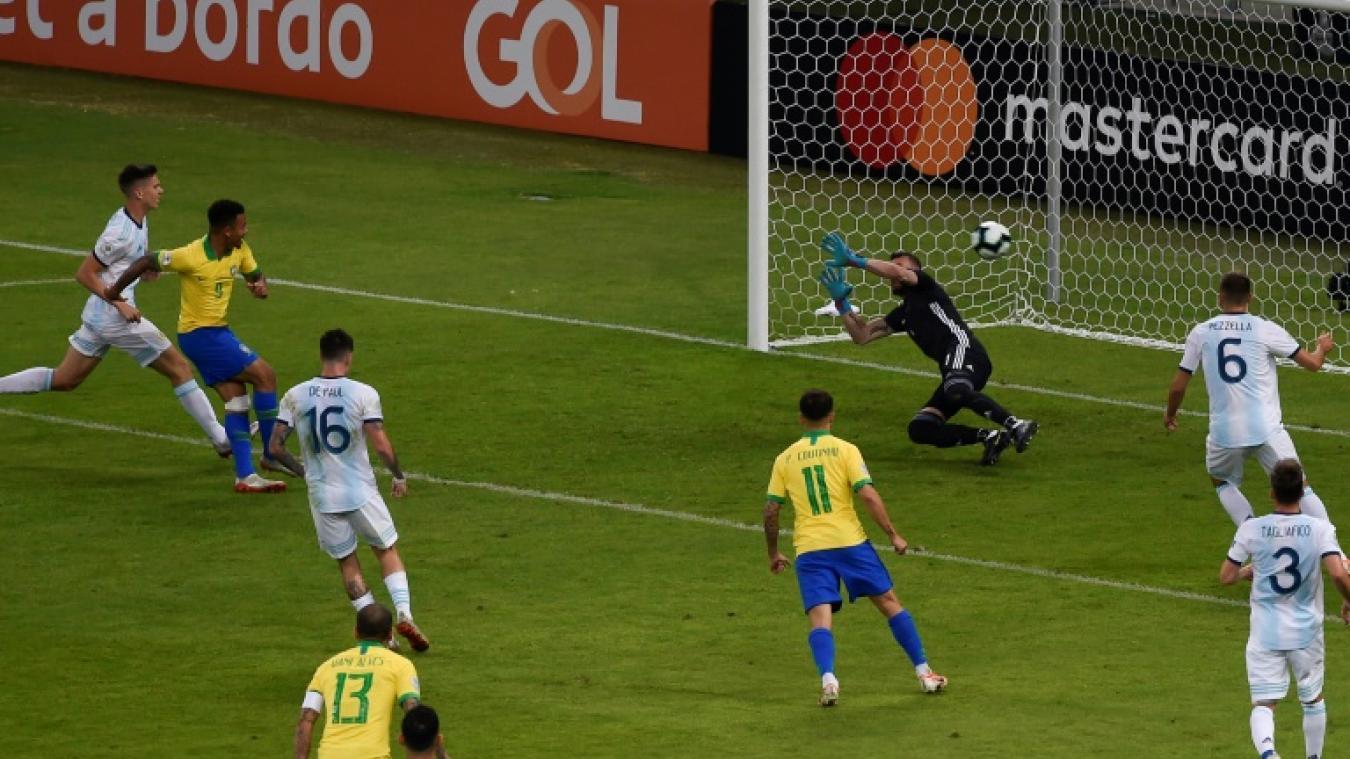 Le Paradis AméricaJesus Portes Copa Envoie Aux Du Brésil l3K1uTFc5J