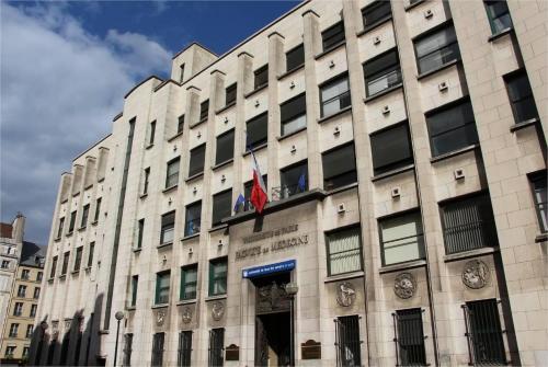 L'Université Paris Descartes au cœur d'un scandale de corps