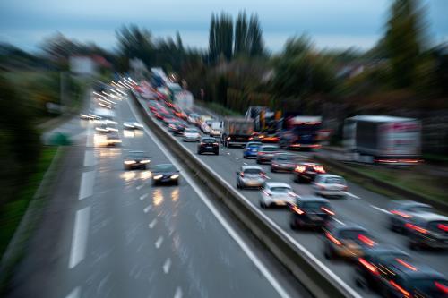 Bouchons: les villes où on perd le plus de temps dans les embouteillages