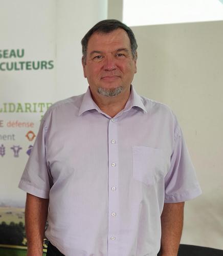Réélu à la FDSEA, le Saint-Saulvien Laurent Verhaeghe défend les néonicotinoïdes