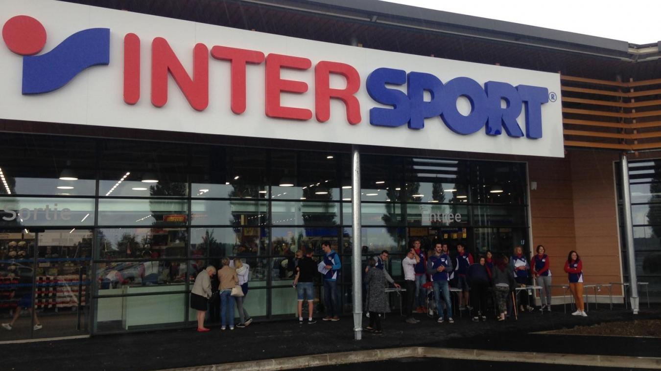 Intersport Veut Detroner Le Roi Decathlon Les Echos