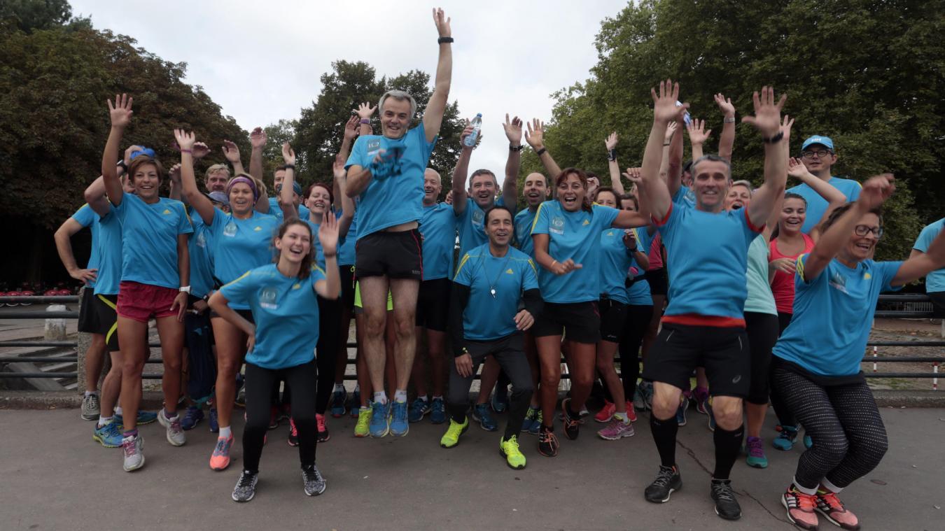e33c1e20105 VDNPQR. VDNPQR. Braderie de Lille et 10 km annulés   la Lille running team  fait de la résistance