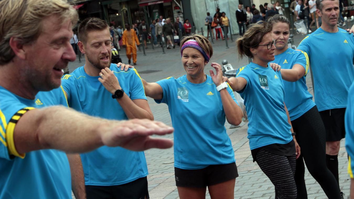 acbe05cd11e Braderie de Lille et 10 km annulés   la Lille running team fait de la  résistance