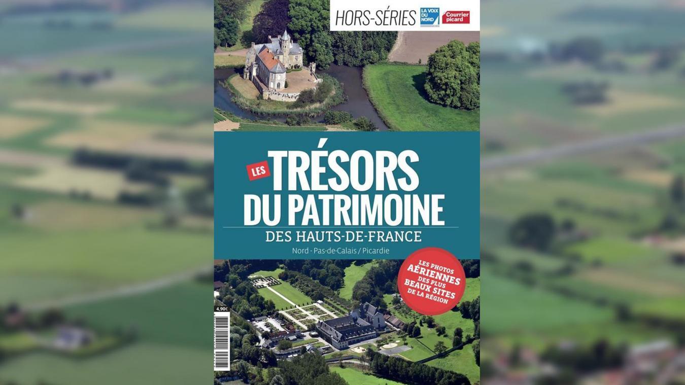 Les Tresors Du Patrimoine Des Hauts De France En Kiosque