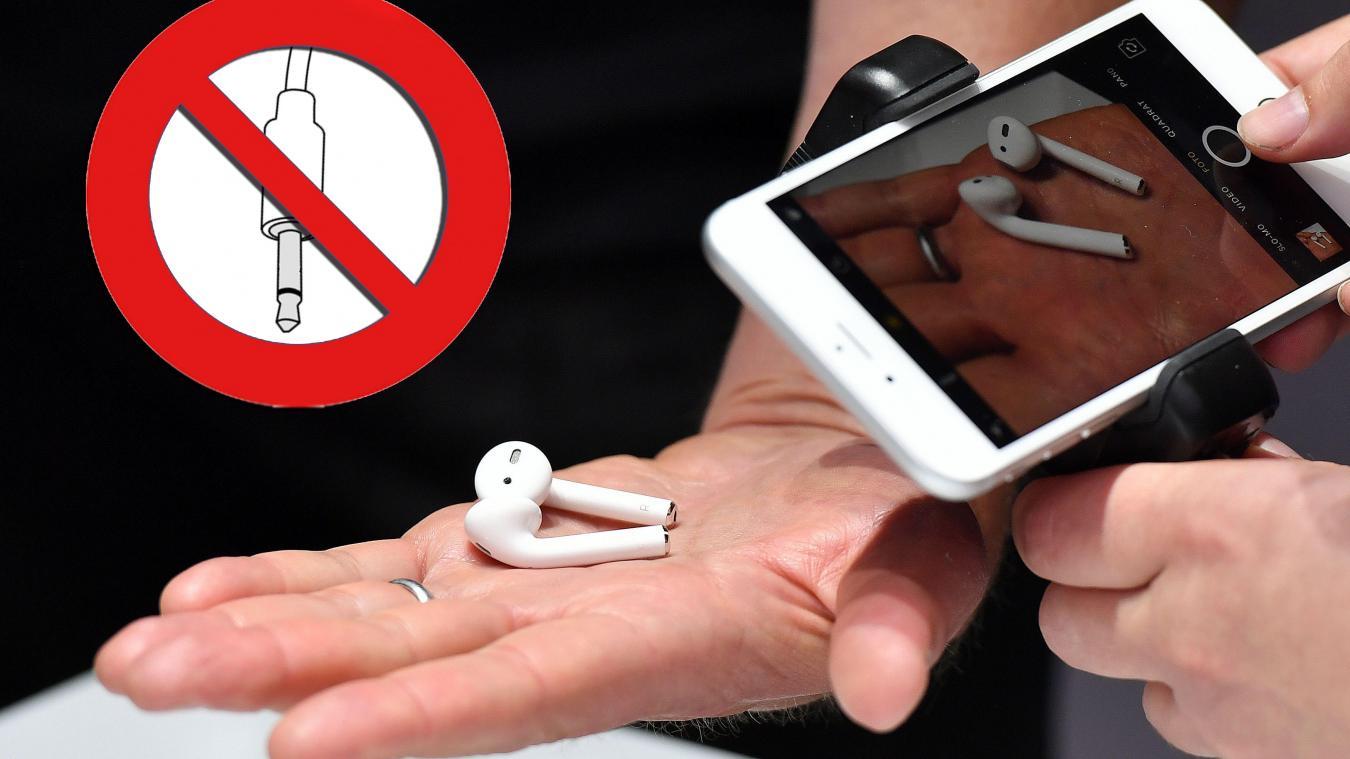 Pourquoi le nouvel iPhone n'aura pas de prise
