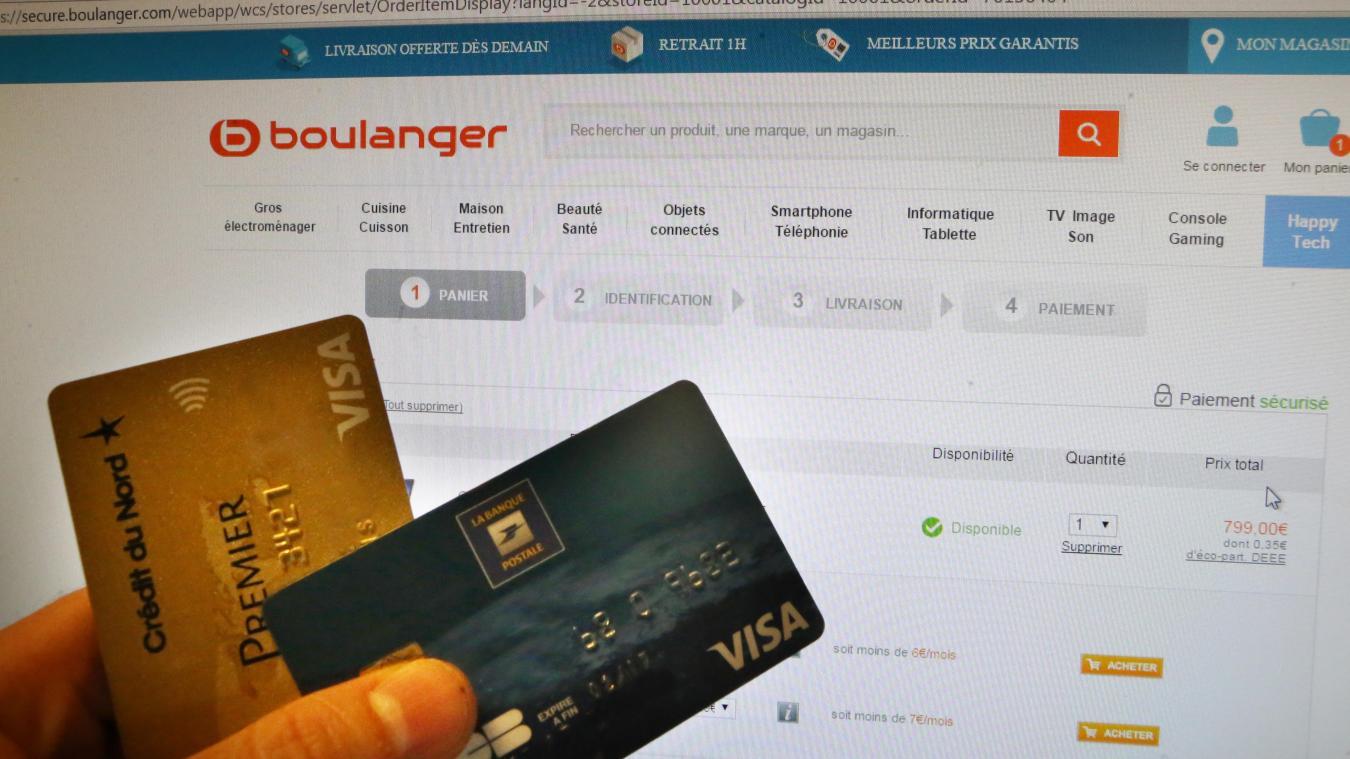 Carte Accord Auchan Bloque.Commerce Contre La Fraude A La Carte Bancaire Oney Met Les