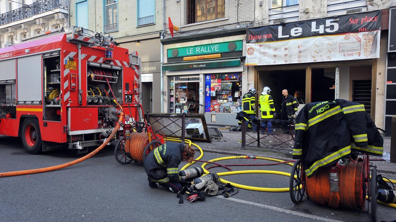 Lille Explosion De La Rue Gambetta Plusieurs Scénarios Envisagés
