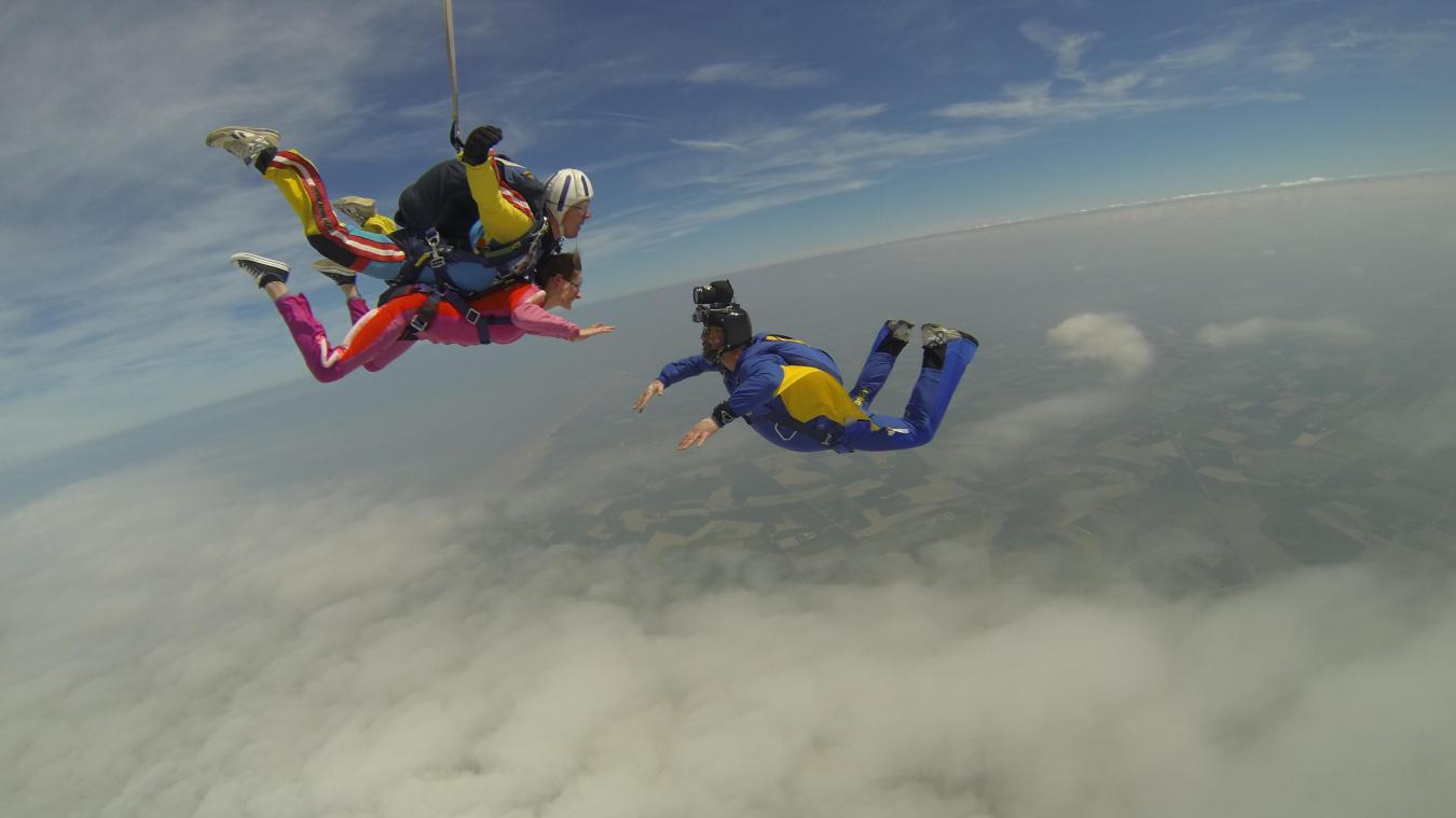 saut en parachute wimereux