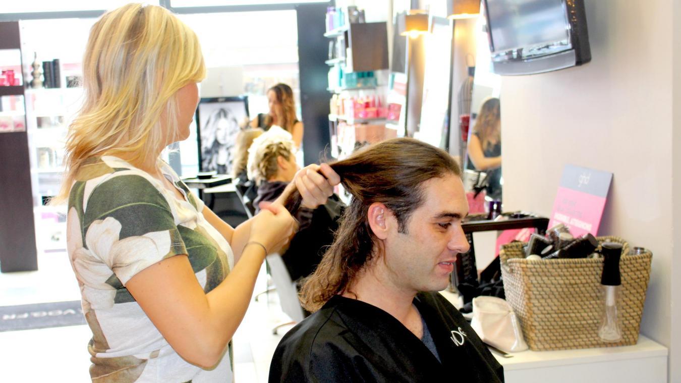 Coloriste St Martin De Seignanx dunkerque «faire un don de cheveux est proche du sacrifice»