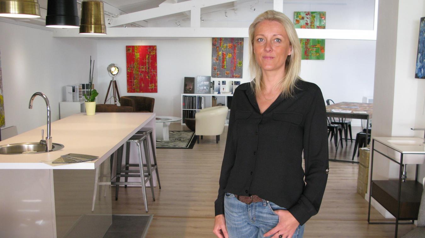 Beau Sylvie Douilly A Ouvert Son Cabinet Du0027architecte Du0027intérieur, SD Home,