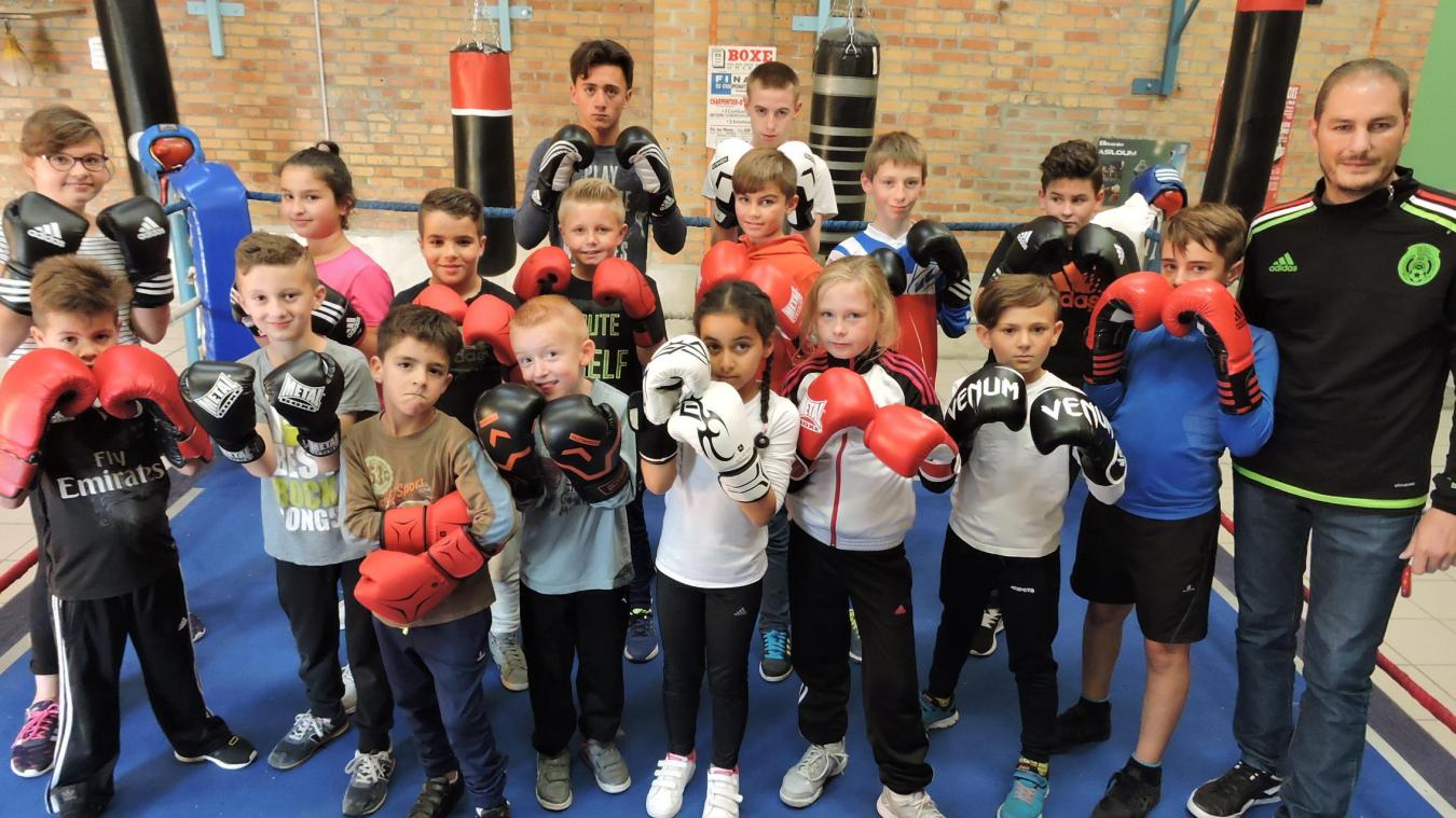 club boxe tourcoing