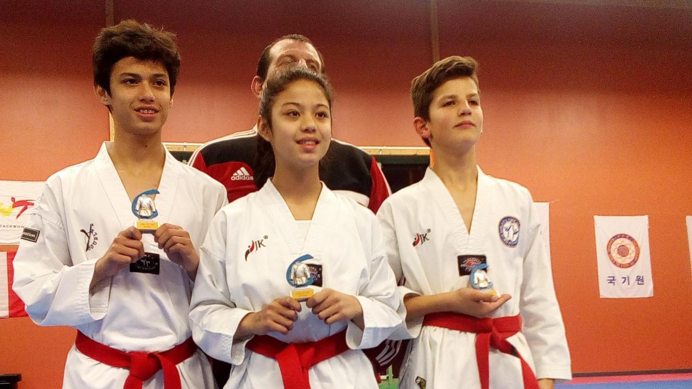 club taekwondo douai