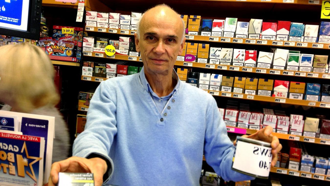 Tourcoing: les buralistes remontés contre la hausse du prix du tabac