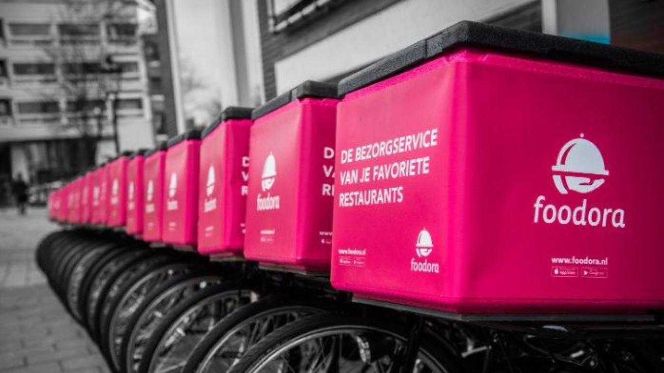 COMMERCE : Foodora débarque à Lille le 9 novembre