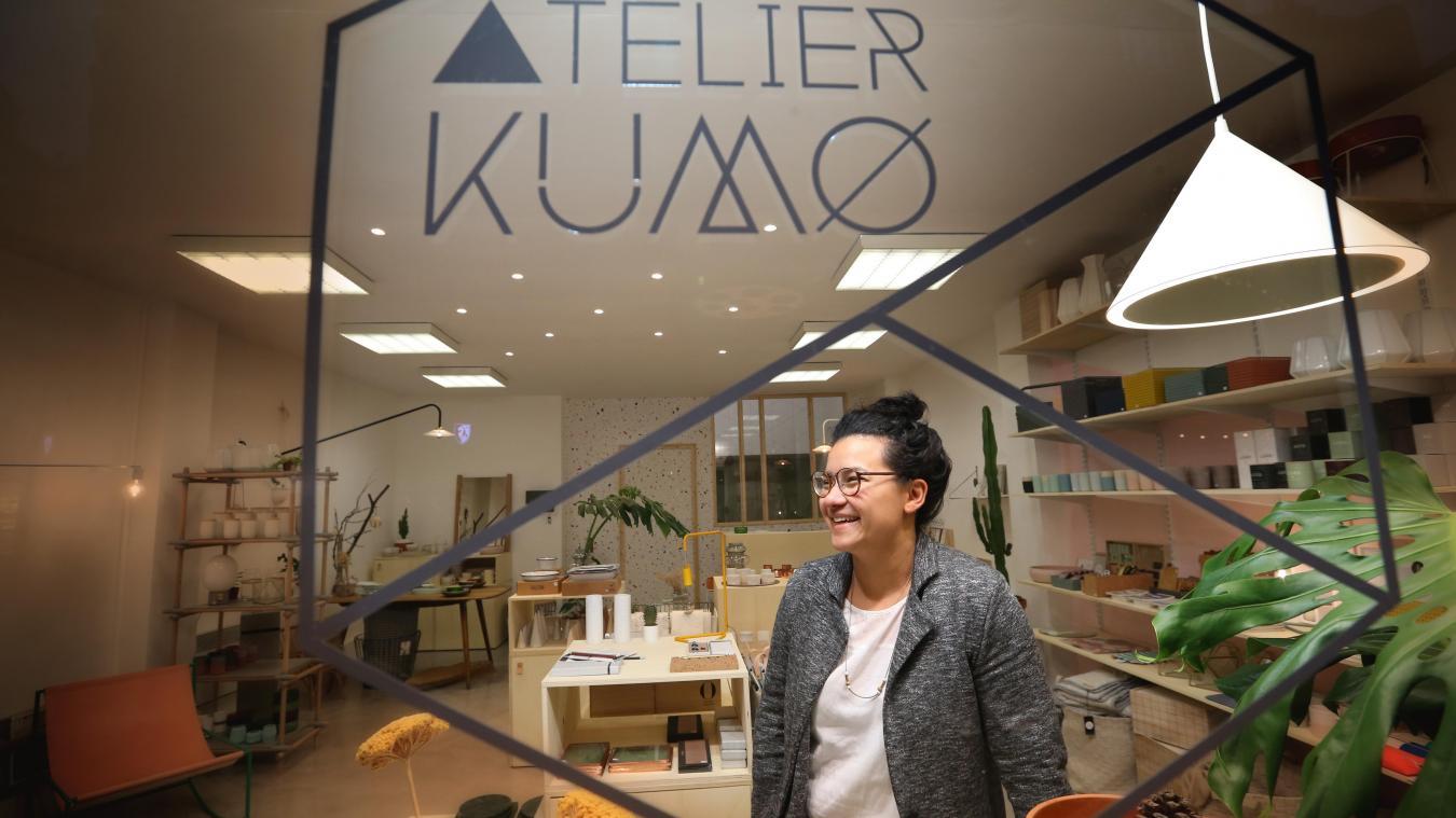 Boutique Design Lille lille: atelier kumo: la boutique design qui invite à marcher sur les