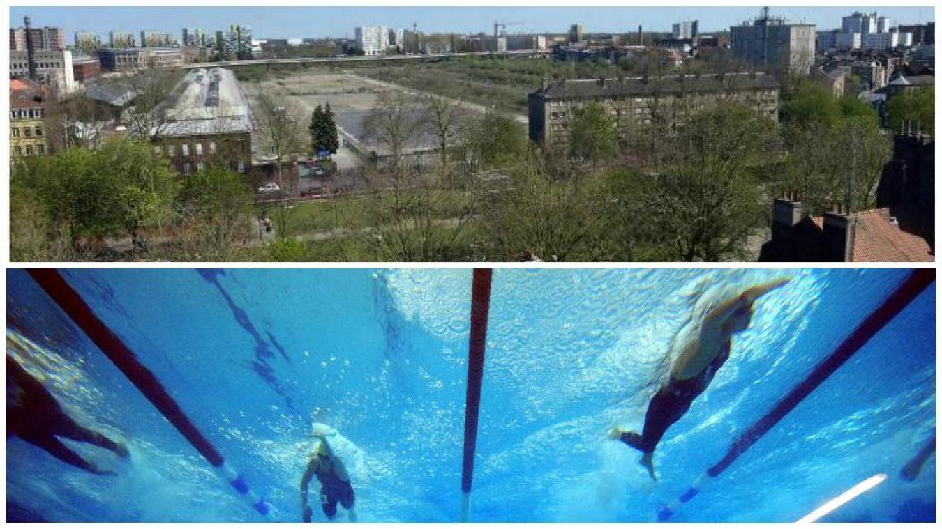 Aménagement Autour Piscine Creusée amÉnagement la future piscine olympique sera creusée à lille