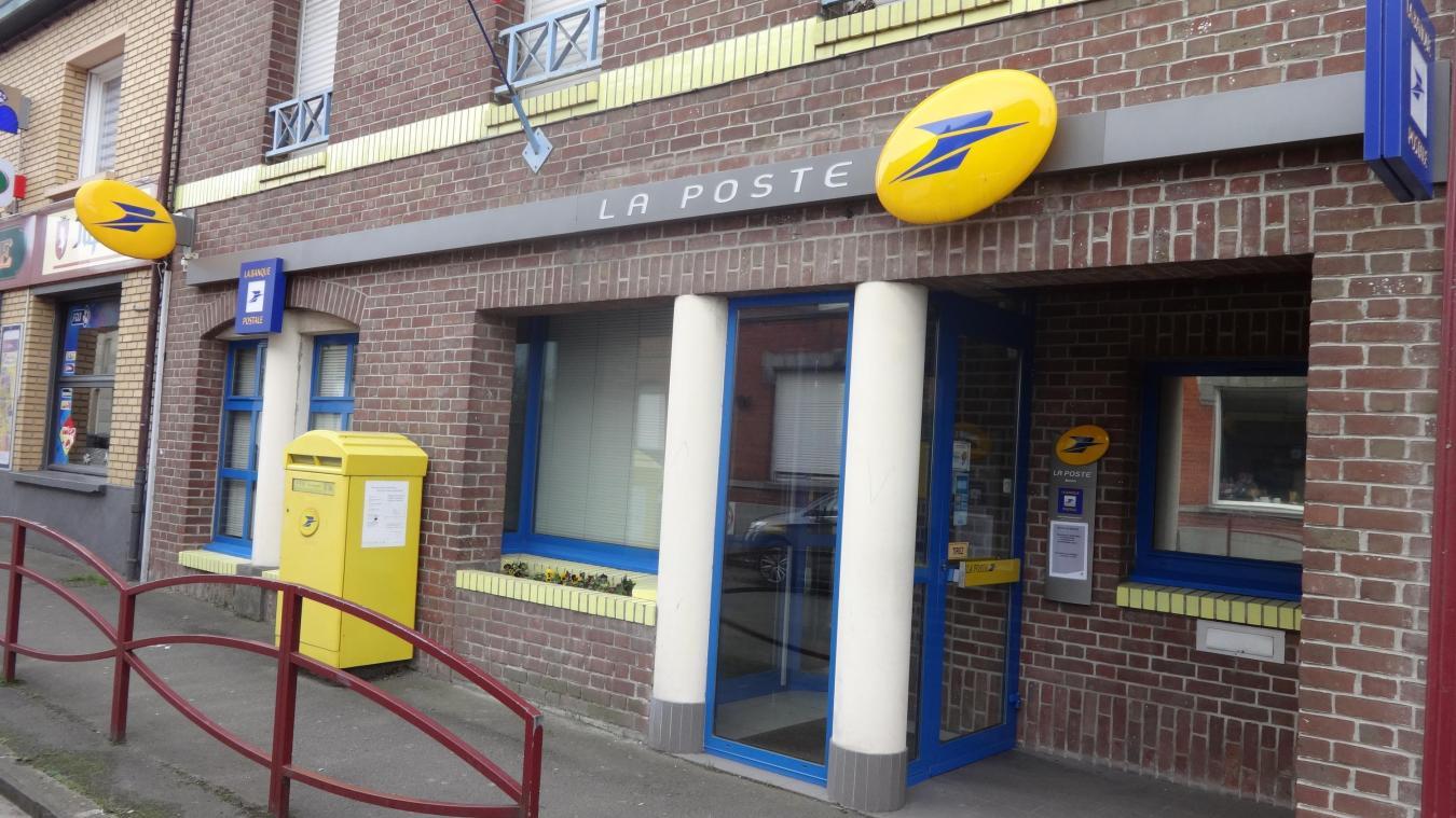 Nomain le bureau de poste ferme ses portes et laisse place à une