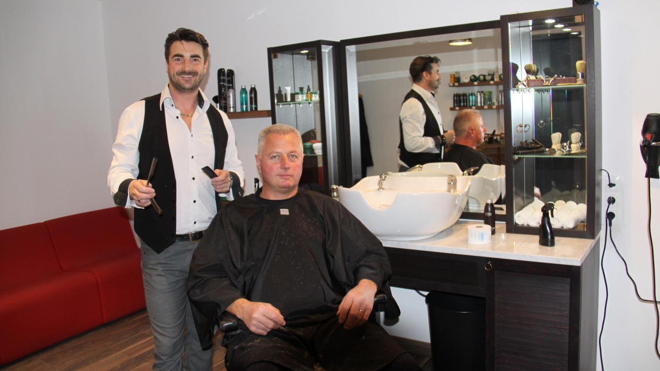 Bouchain Ouverture D Un Nouveau Salon De Coiffure Pur Homme Et Barbe