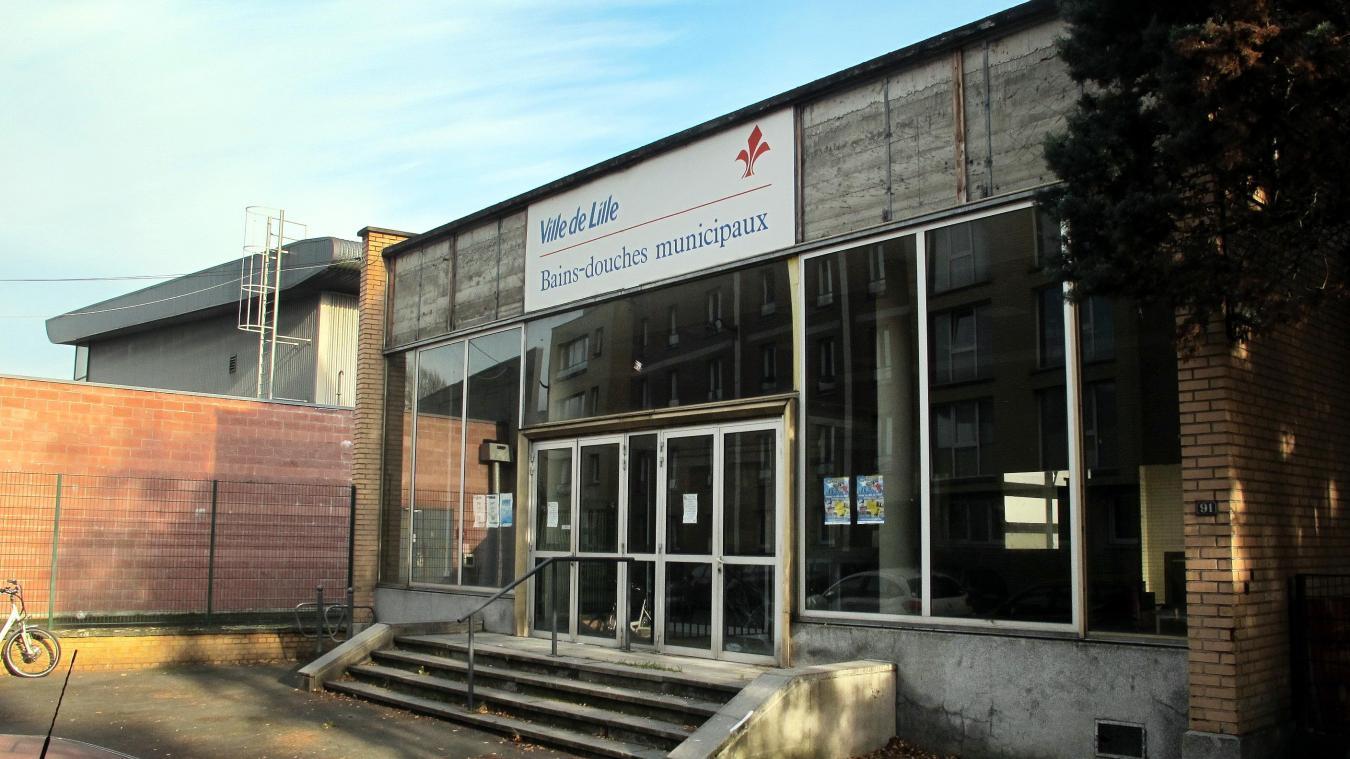 Lille Les Bains Douches De Wazemmes Vendus Pour 1 3 Million D Euros
