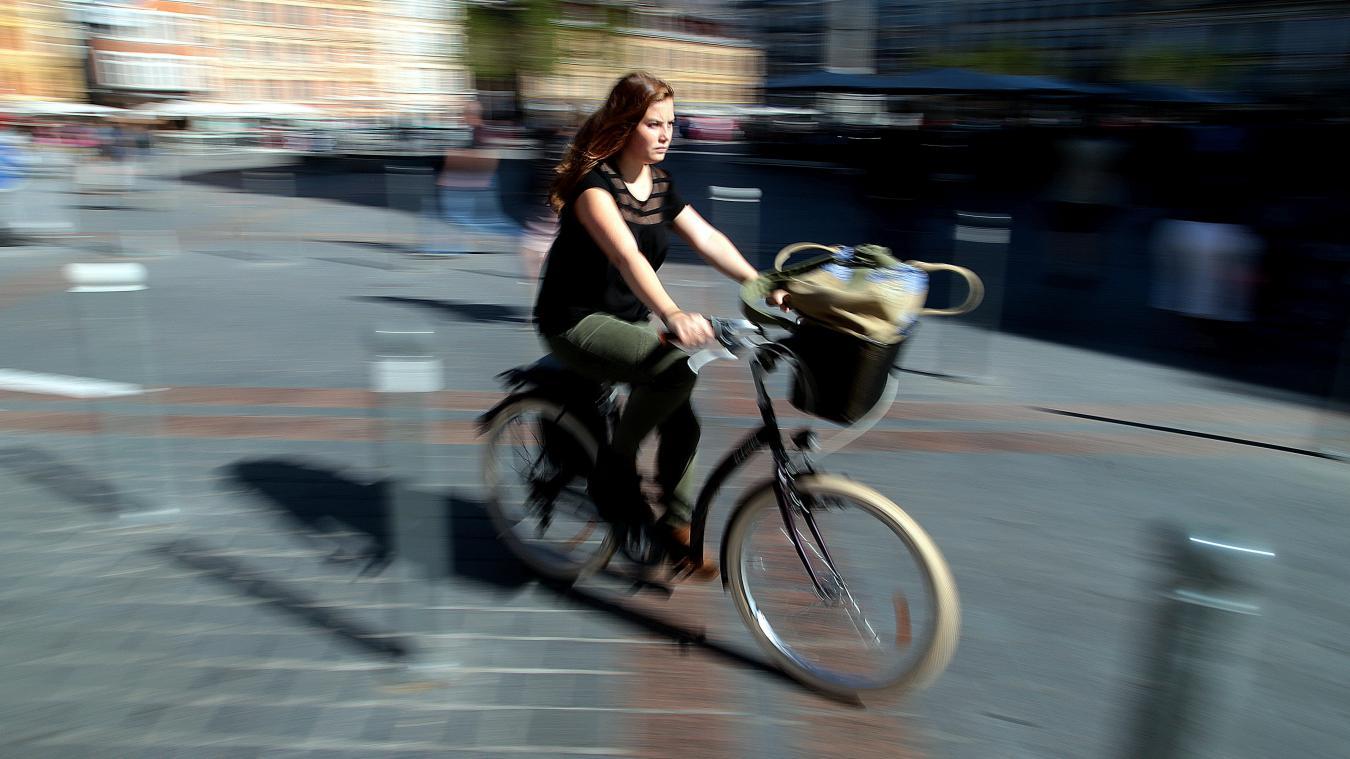 Deplacements Comment La Metropole De Lille Veut Donner Un Coup De Fouet Au Velo