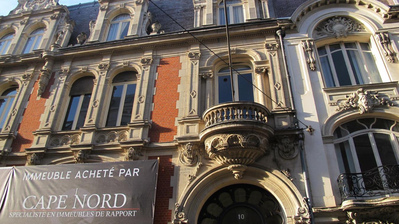 Lille Il Etait Deux Fois Pour L Ancien Consulat De Belgique