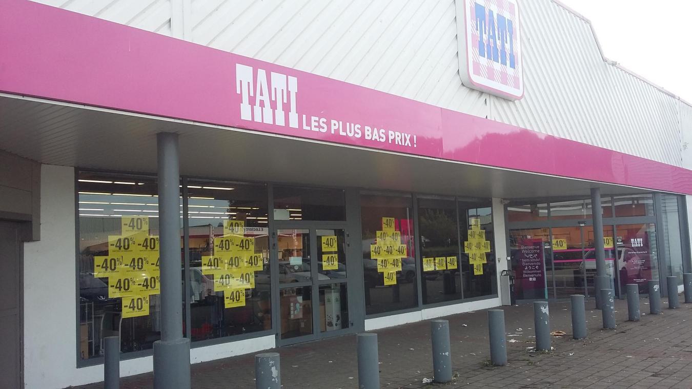 pas de magasin action, mais finalement un supermarché bio pour