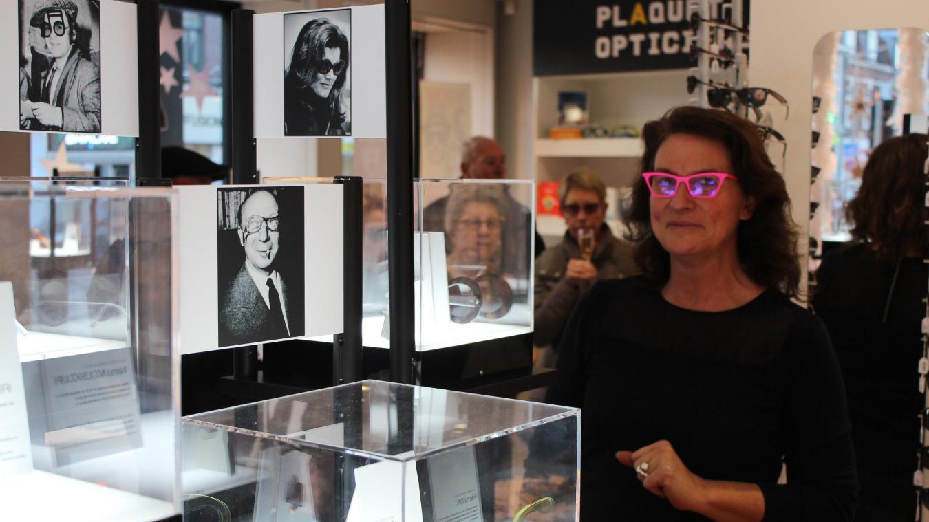 656c3a3762799c Pour Anne-France Pagliero, opticienne, les lunettes sont des accessoires de  mode. - VDN
