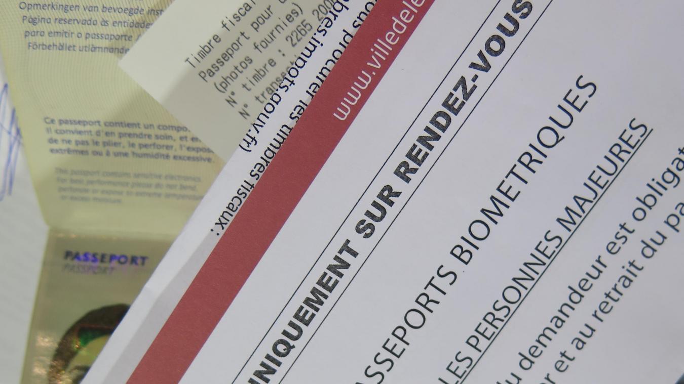 Lensois Obtenir Un Passeport Biometrique En Un Temps Record On A