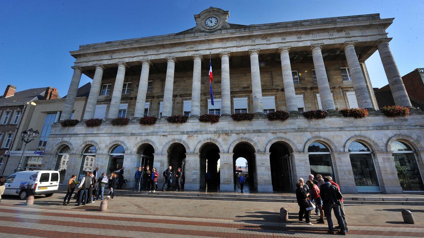 Mairie D Hazebrouck La Directrice Des Services Techniques Mise Au
