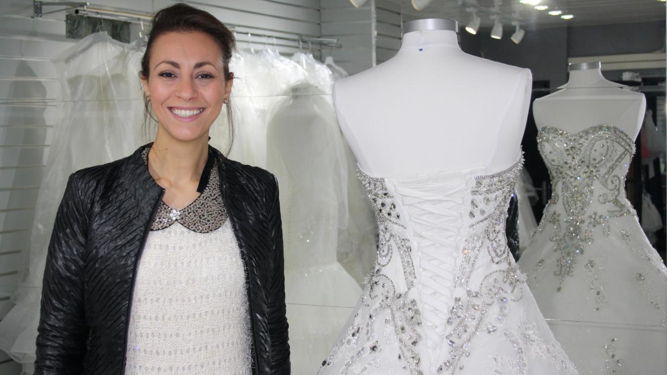 453344b22fa56 MAUBEUGE Un magasin de robes de mariée a ouvert rue d'Hautmont