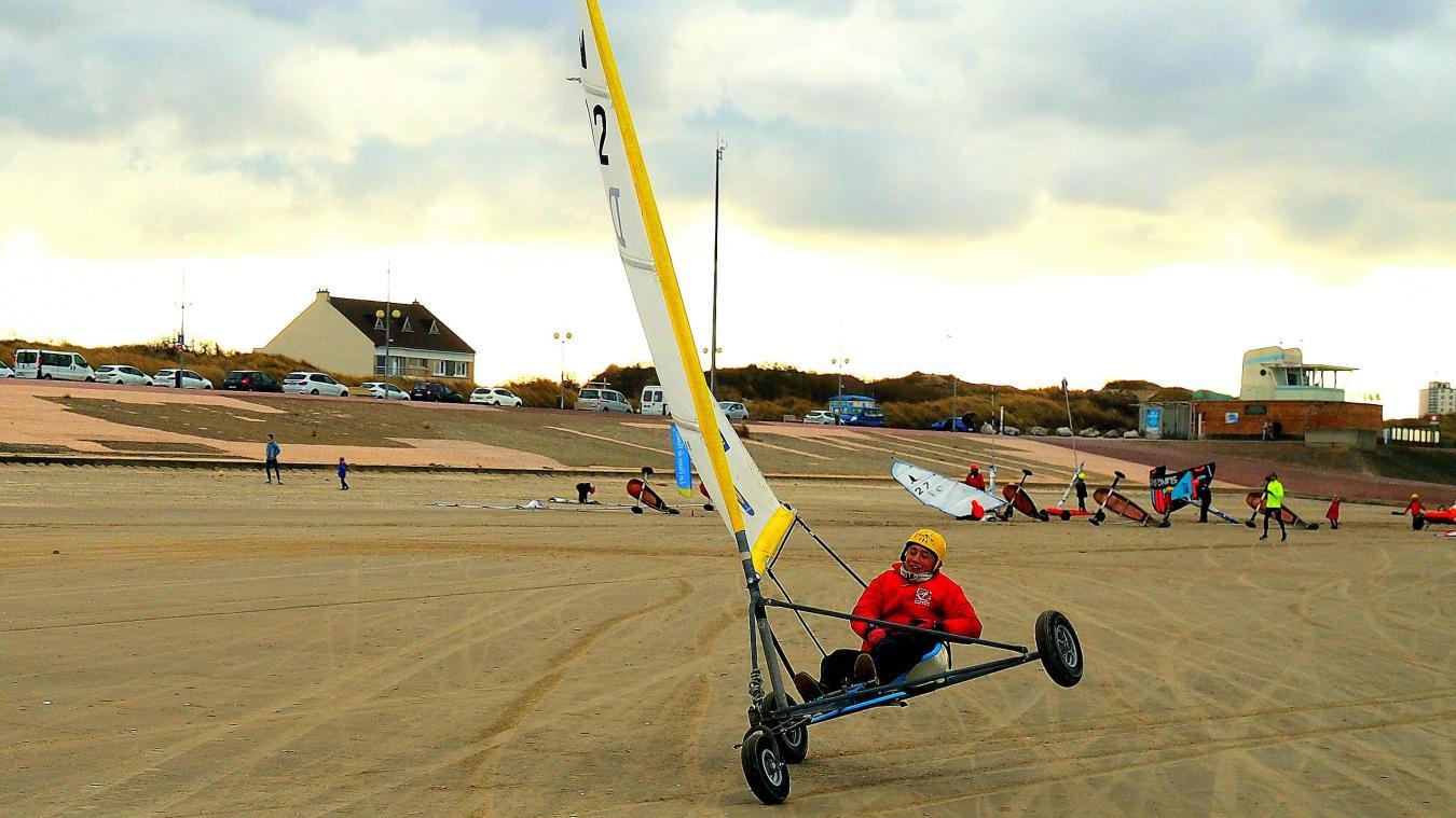 Dunkerque Char A Voile Les Albatros Premier Club Du Nord