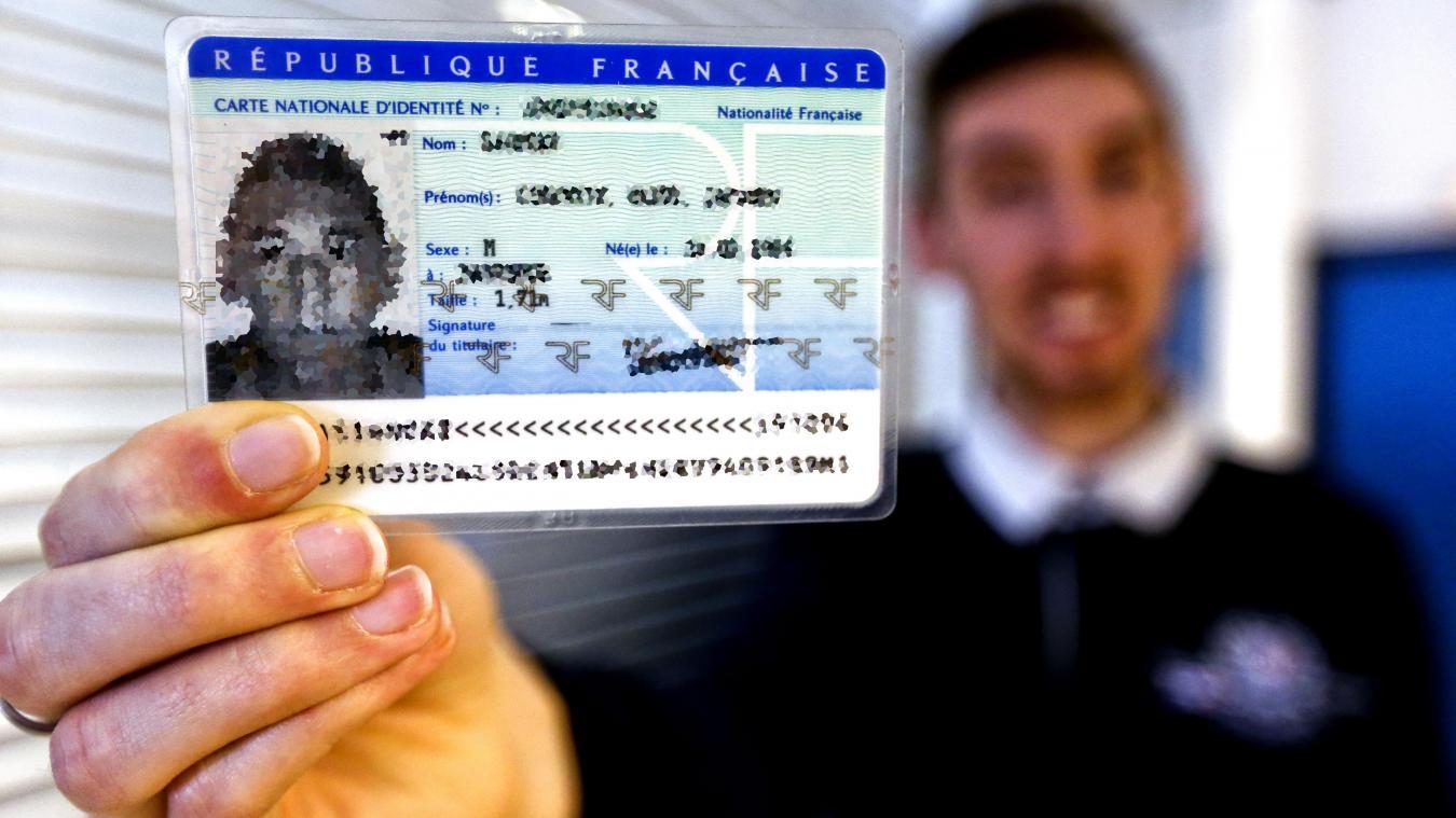 carte d identité biométrique française HAZEBROUCK La carte nationale d'identité passe au biométrique : ce