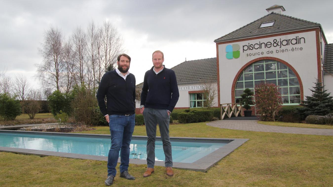 depuis vingt ans la famille landru possde cette entreprise spcialiste de piscines saunas - Piscine Jardin
