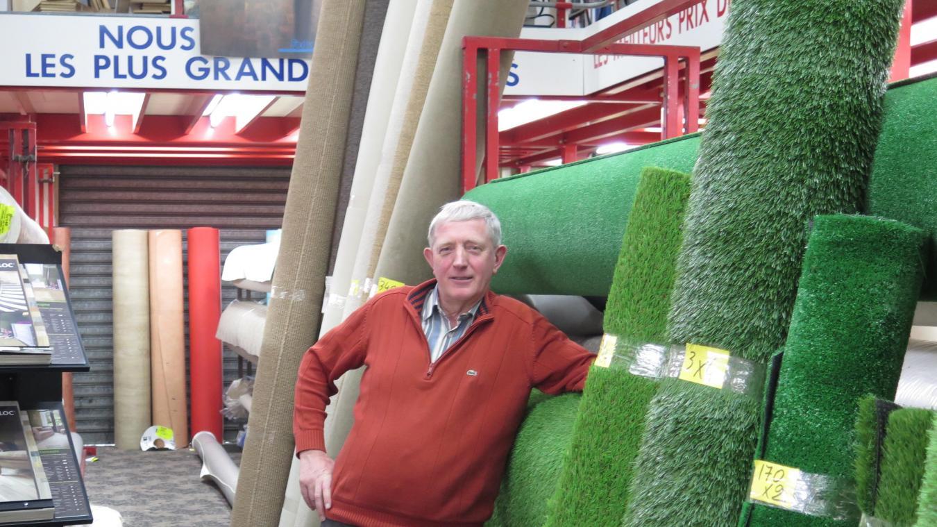 roubaix: après cinquante ans, pvs tapis n'est pas au bout du rouleau