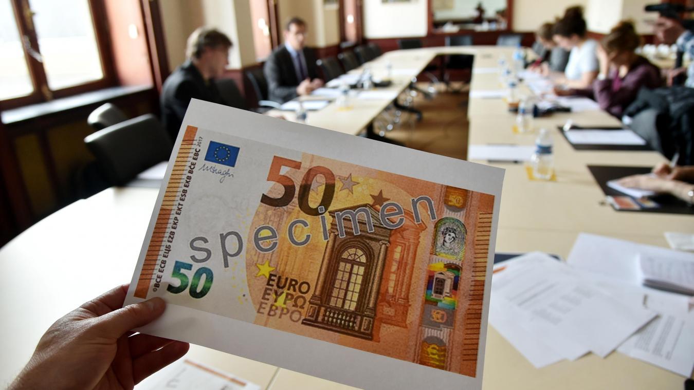 Securite Le Nouveau Billet De 50 Entre En Circulation Ce Mardi