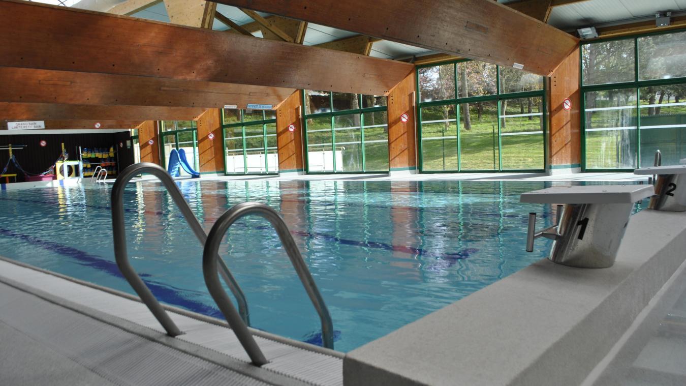 ETAPLES: Après 4 mois de travaux, la piscine est opérationnelle