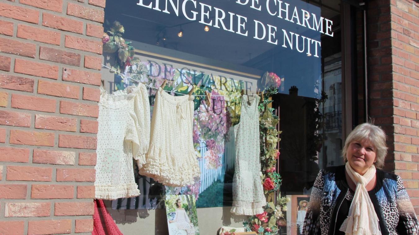 2d2423618 Bapaume  La boutique Maé propose lingerie de charme et prêt-à-porter