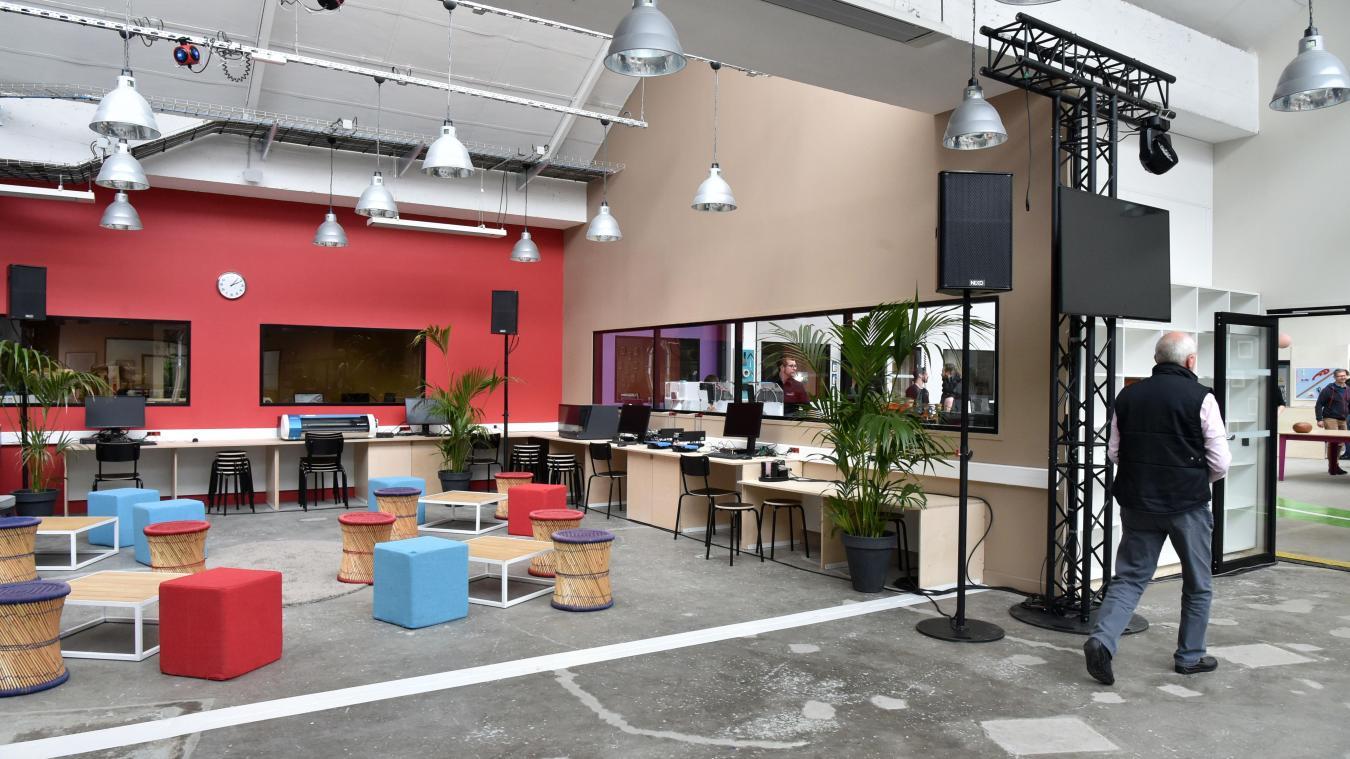 Lille - Leroy Merlin lance le plus grand atelier de bricolage high ...