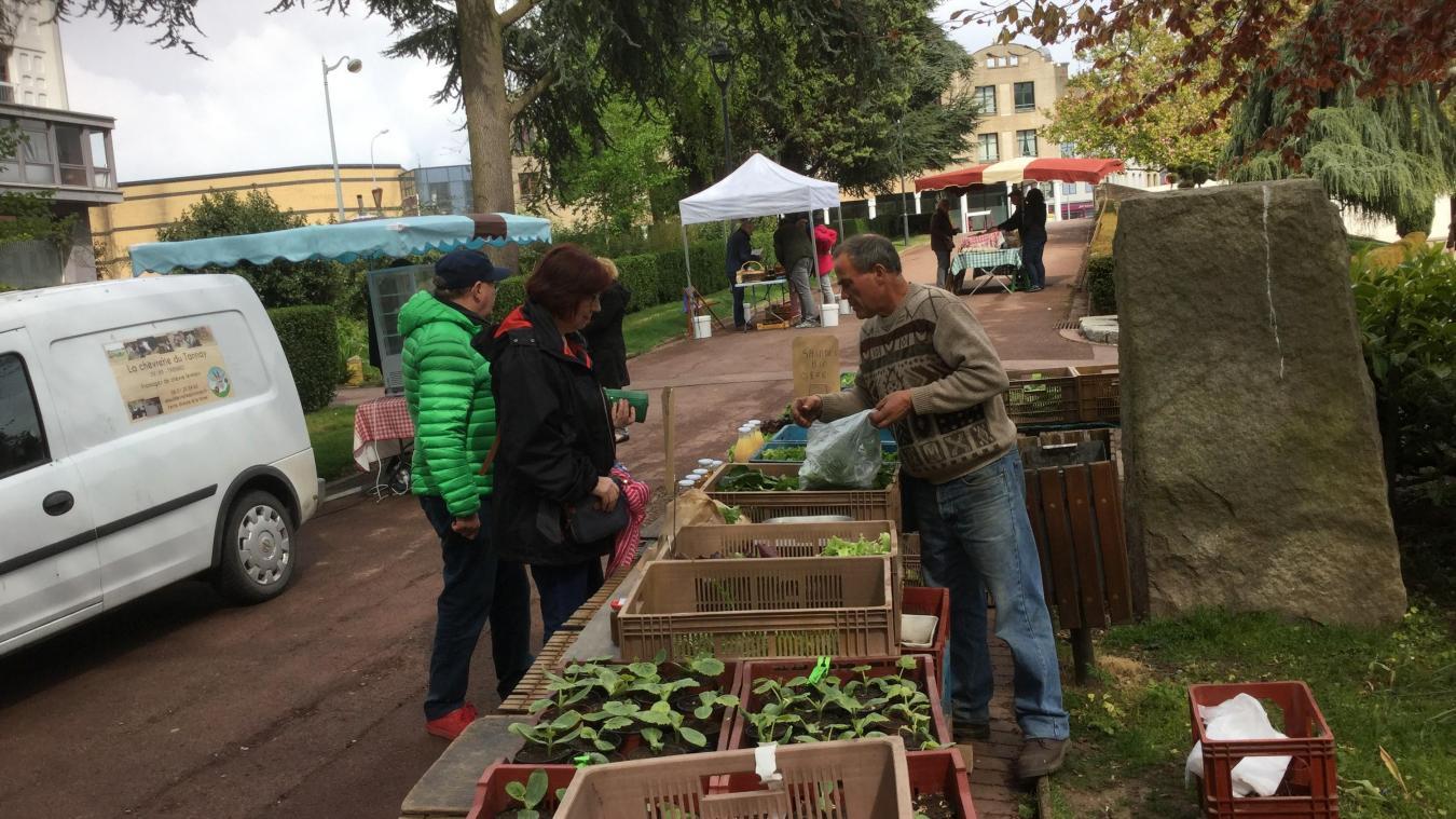 81bdf968faf Saint-Omer  Le marché des producteurs locaux est de retour