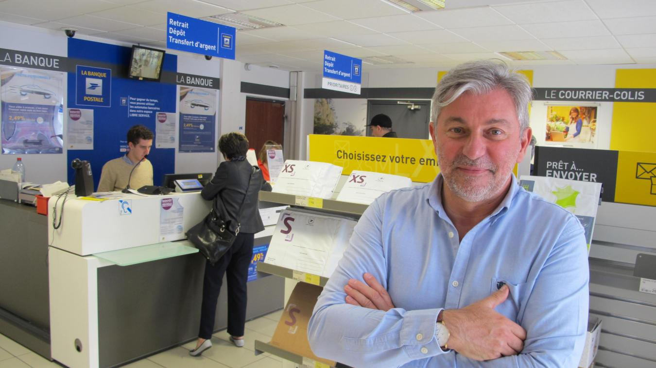 Saint laurent blangy: le bureau de poste ferme le 10 mai pour deux