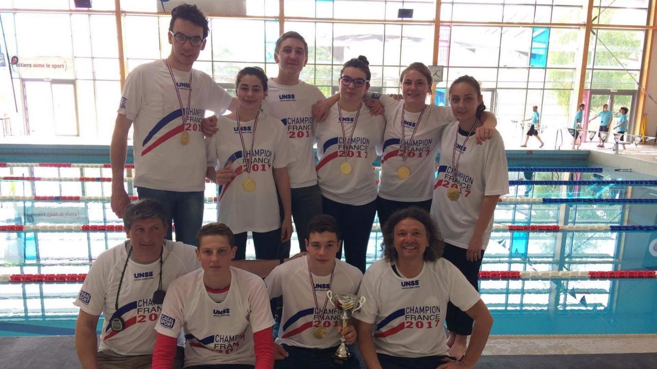 Calendrier Championnat De France Unss 2022 Le lycée Paul Duez champion de France UNSS