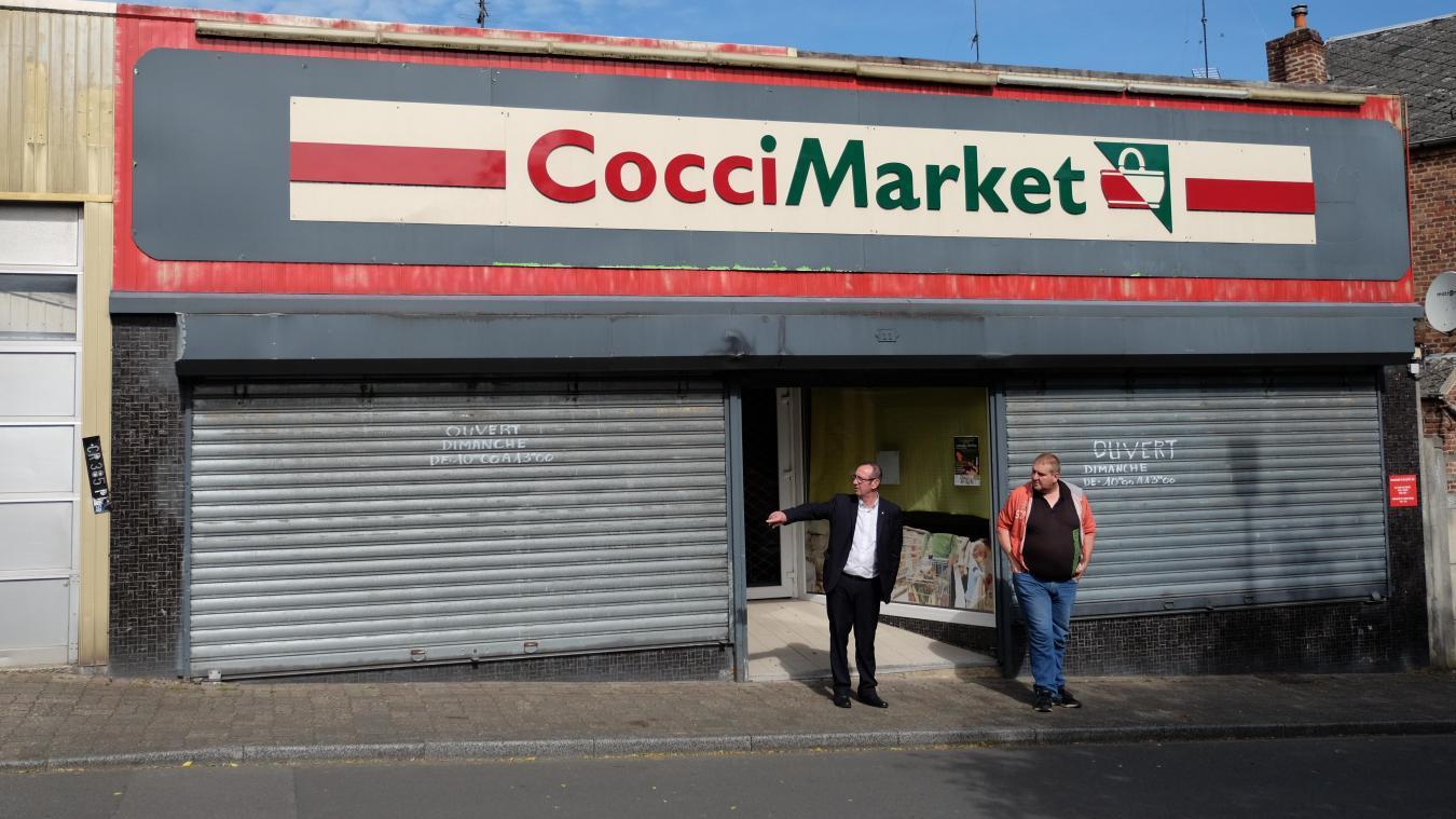 Pourquoi Pas De Volets En Irlande caudry l'épicerie sociale, ou solidaire, ouvre ses portes ce