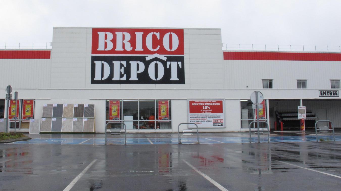 Leers Cambriolages En Serie Une Taupe Chez Brico Depot