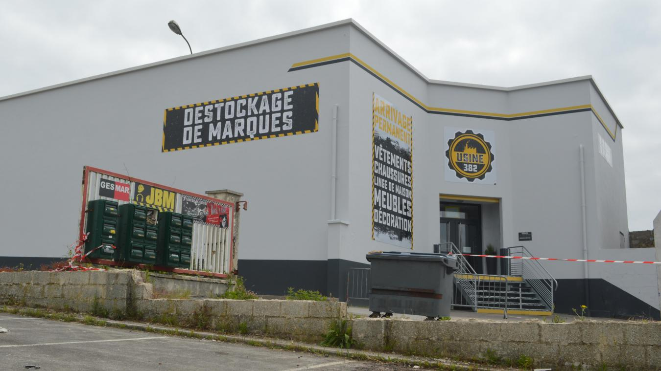 destockage usine