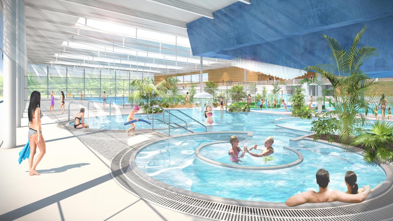 Valenciennes Le Futur Centre Aquatique Enfin Devoile Un Projet