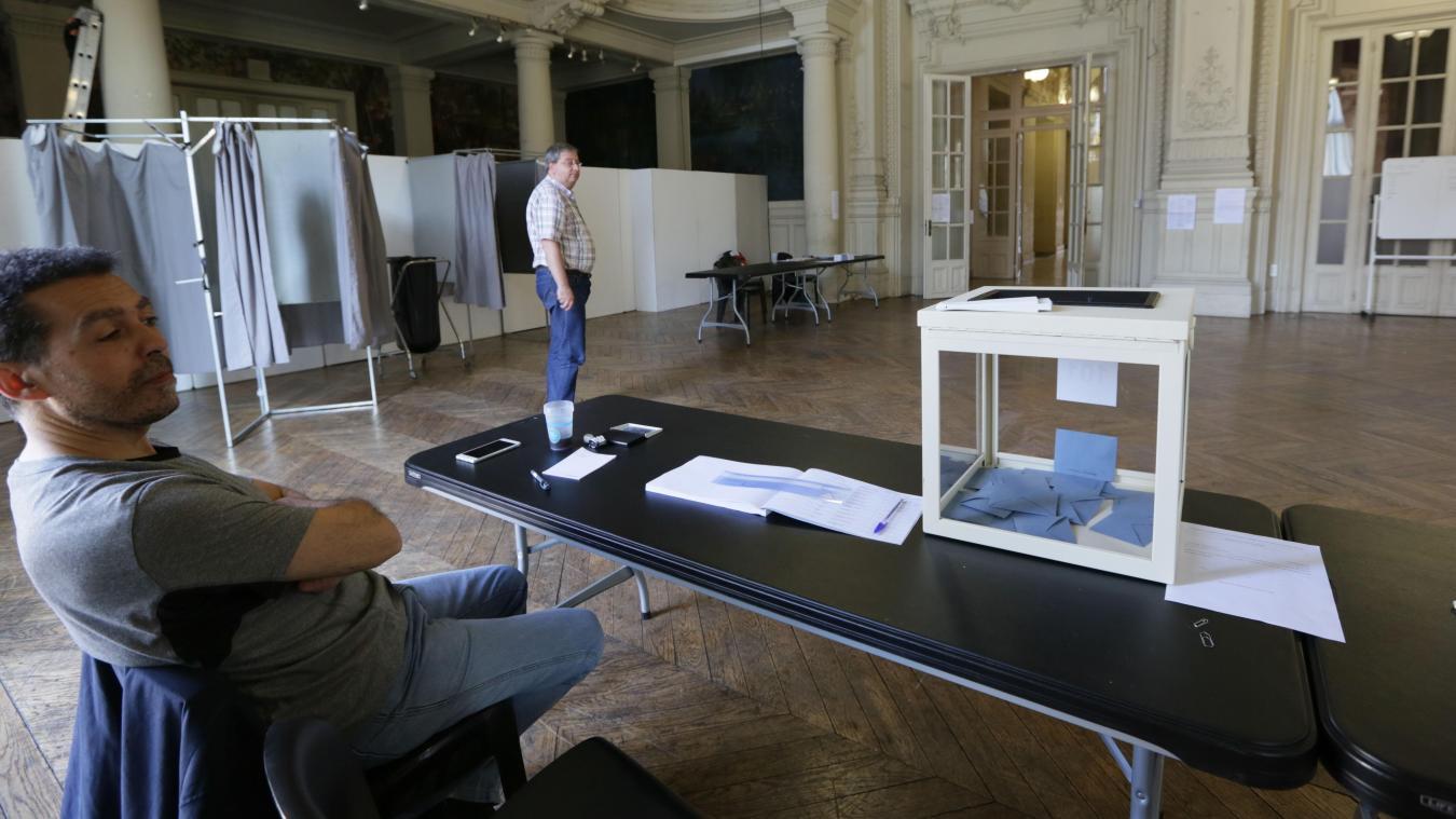 Législatives u e et e du nord les bureaux de vote sont