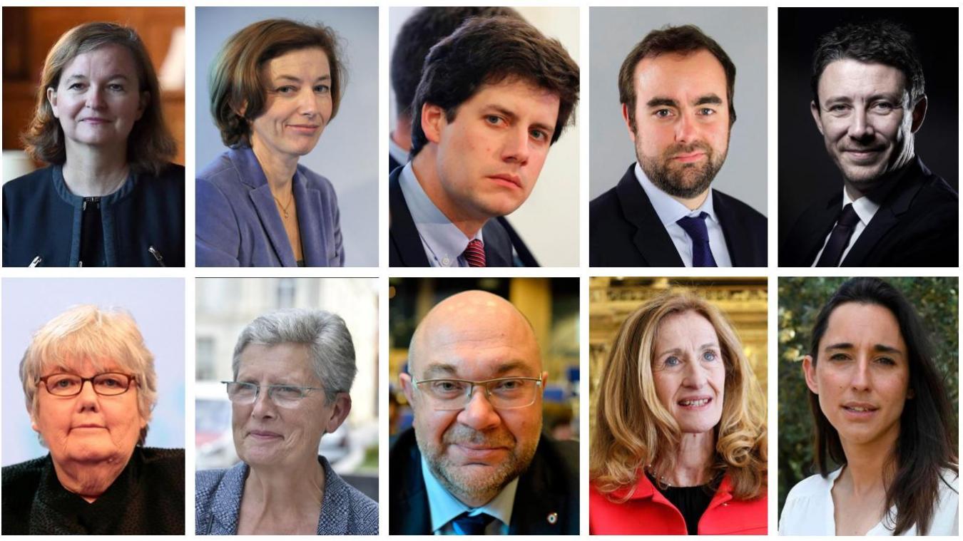 REMANIEMENT - Découvrez les ministres du second gouvernement d ...